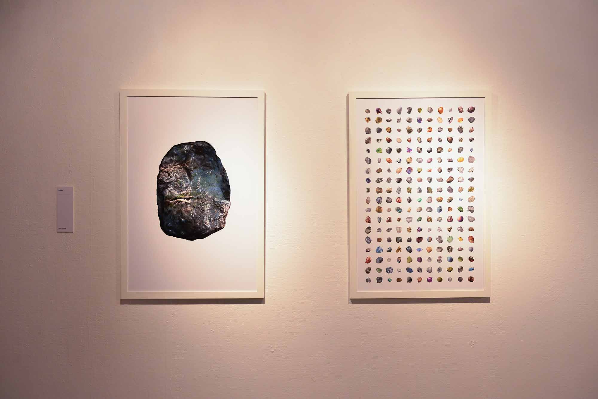 <i>《Rocks》</i> Tabor Robak