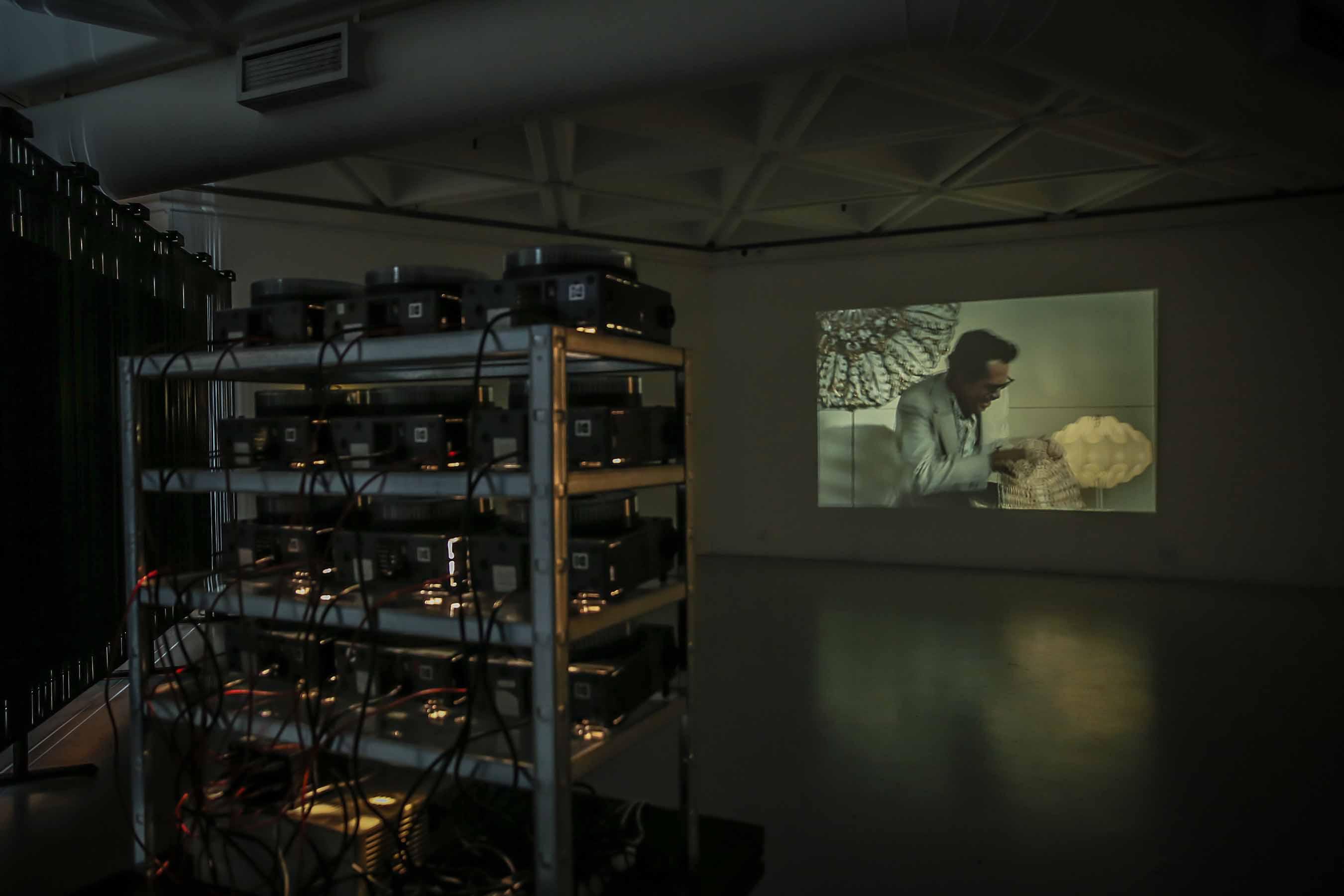 <i>《Slide Movie》</i> Gebhard Sengmϋller