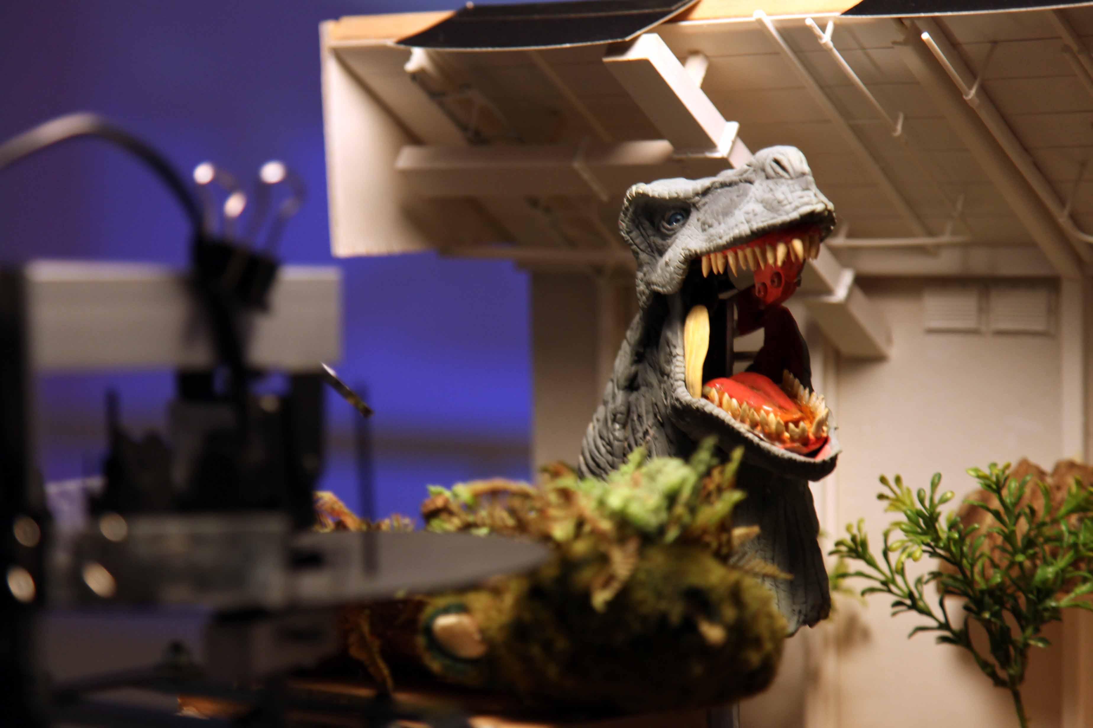 <i>Dinosaur's Rule</i> by Ryusuke Ito