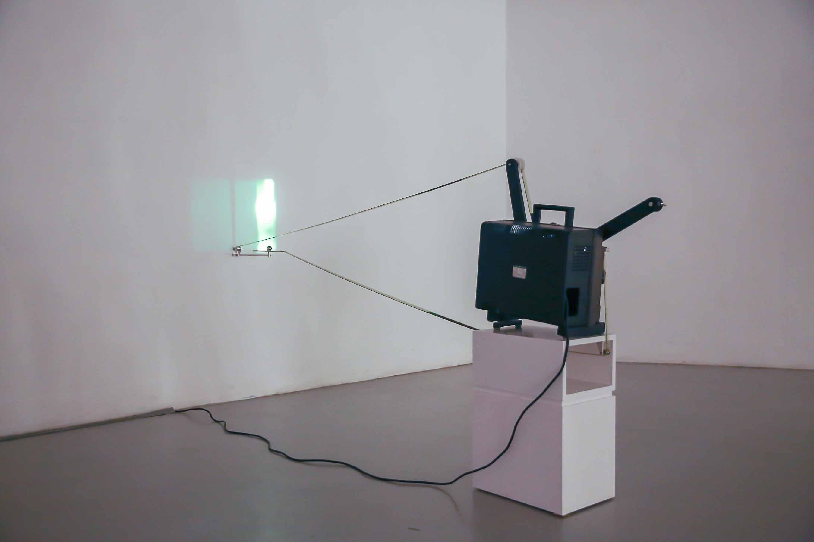 <i>《Invisible Act》</i> Rosa Barba
