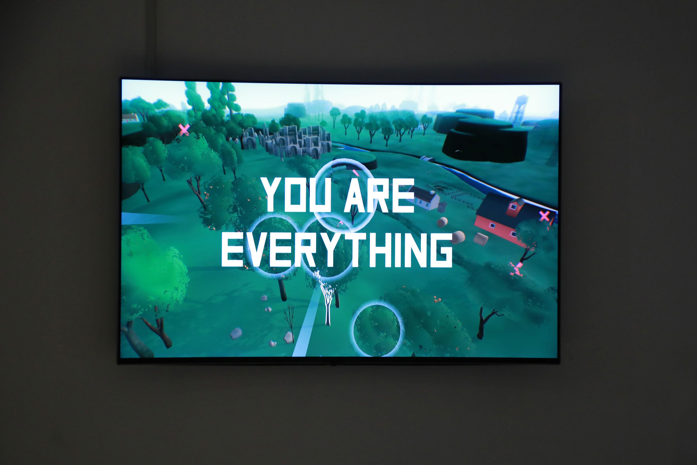 《Everything》David OReilly (愛爾蘭)